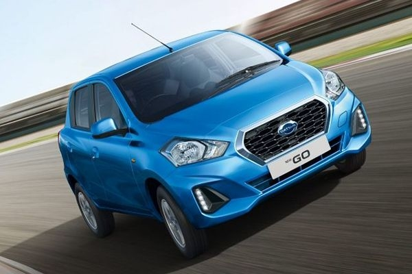 BS6 Datsun Go and Go + Mileage Revealed in India