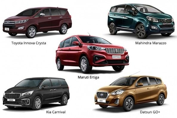 International Family Day Top 5 MPVs for your Family