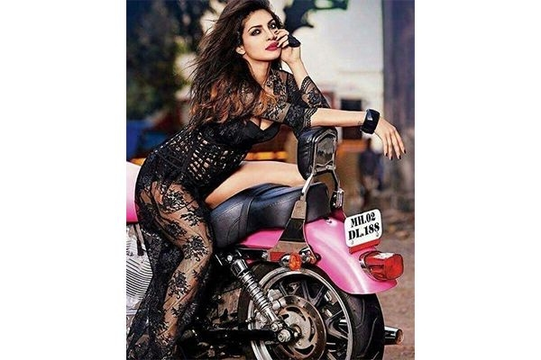 Harley Davidson Motorcycle Owners in Bollywood
