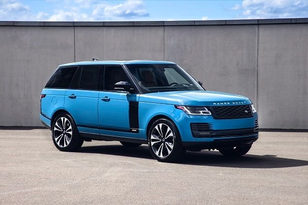Range Rover Limited Edition Introduced to Mark 50 Glorious Years of the SUV