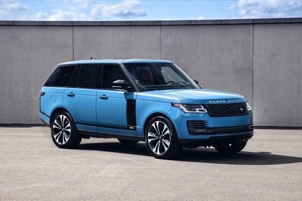 Range Rover Limited edition