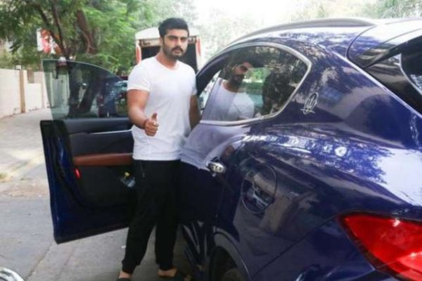 Arjun Kapoor Car Collection on His Birthday
