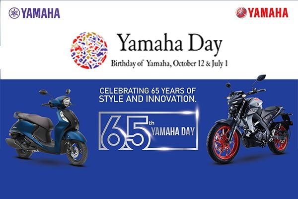 Yamaha Celebrates 65th Anniversary Worldwide