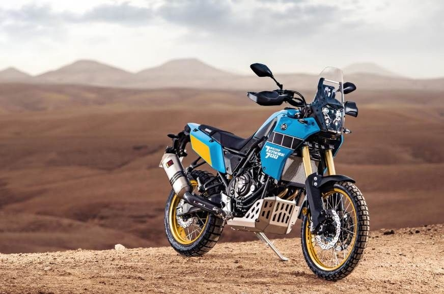 Yamaha Tenere 700 Rally Edition Revealed