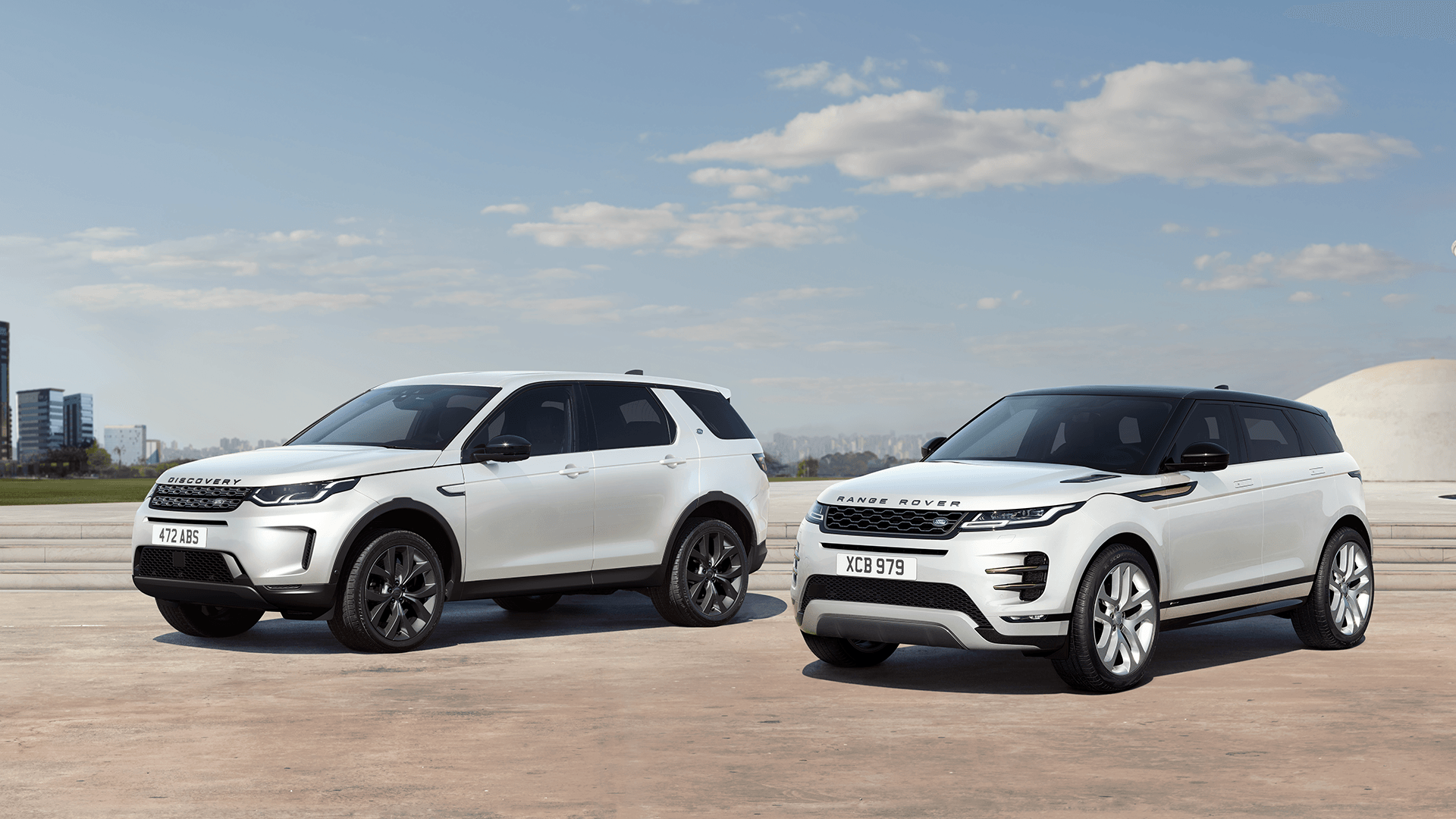 Range Rover Evoque BS6 and Discovery Sport BS6 Deliveries Begin