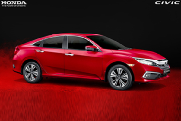 Honda Civic BS6 Diesel Launched at Rs 20.74 Lakhs