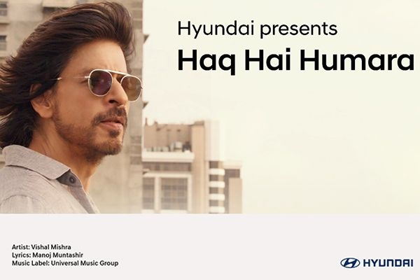 Shahrukh Khan Features in Hyundai