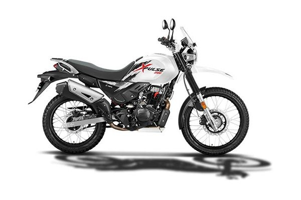 BS6 Hero XPulse 200 launched at Rs 1.11 Lakhs in India