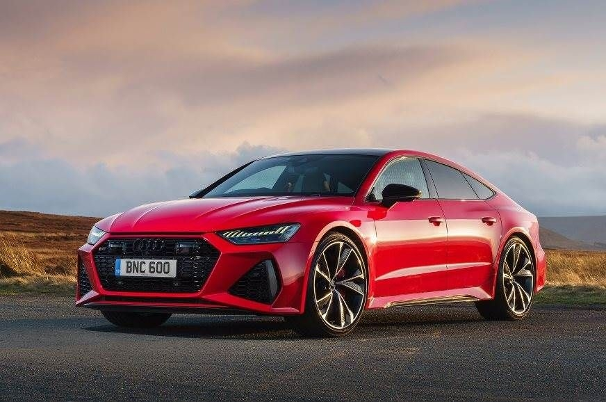 2020 Audi RS7 Sportback Launched at Rs 1.94 Crores