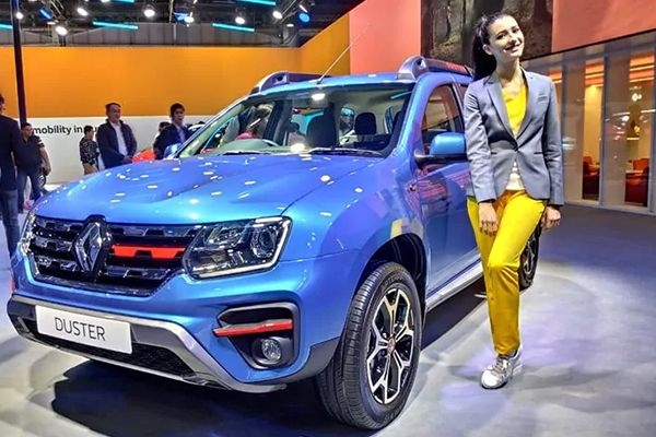 Renault Duster 1.3L Turbo Petrol India Launch in August 2020