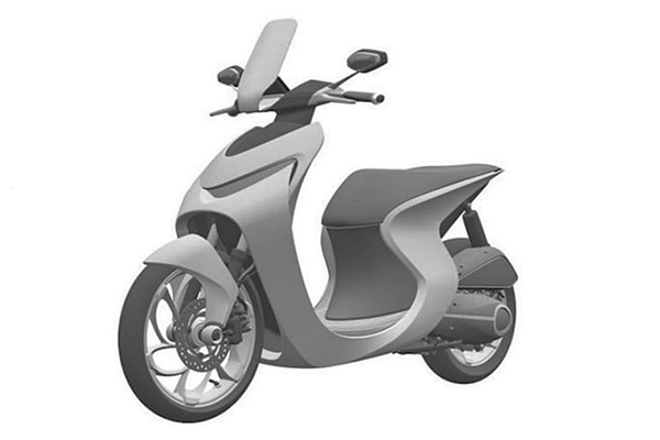 Honda's New Scooter Patent is a Concept