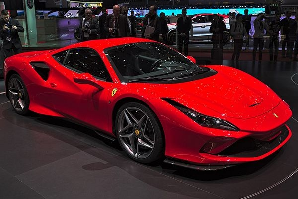 Ferrari F8 Tributo Launched at Rs. 4.02 Crores