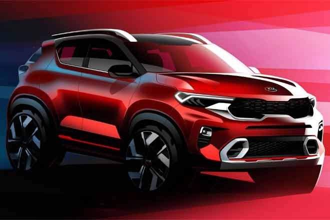 Kia Sonet Global Debut Tomorrow in India
