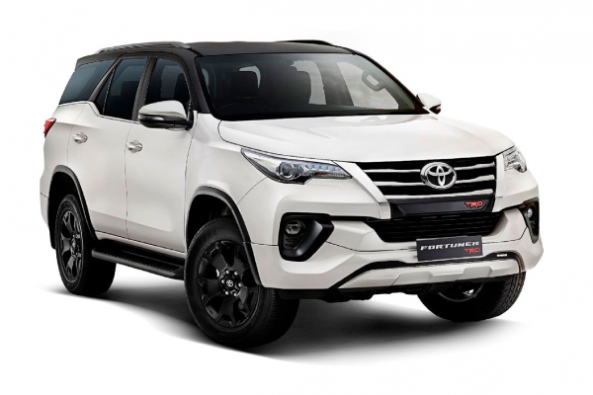 Toyota Fortuner TRD Launched
