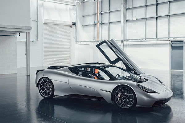 Gordon Murray Automotive T50 Supercar Unveiled