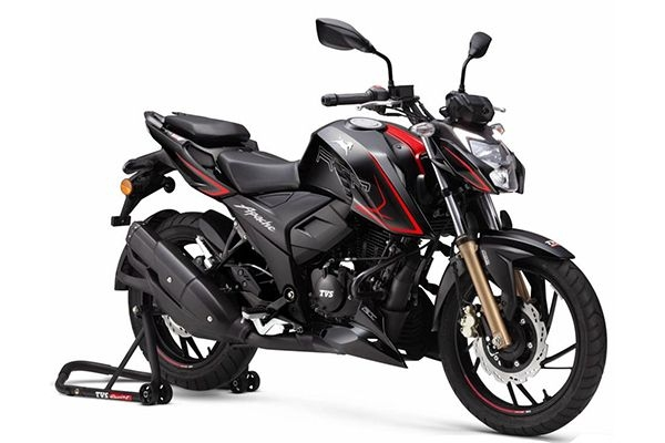BS6 TVS Apache RTR 200 4V Gets Second Price Hike of Rs 1,050