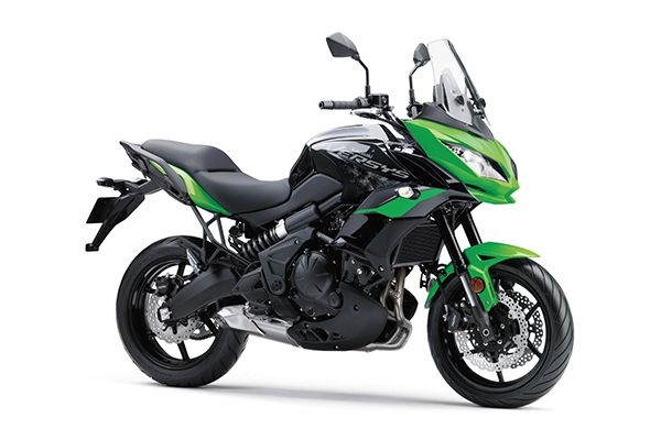 2021 Kawasaki Versys 650 BS6 Launched at Rs 6.79 Lakhs