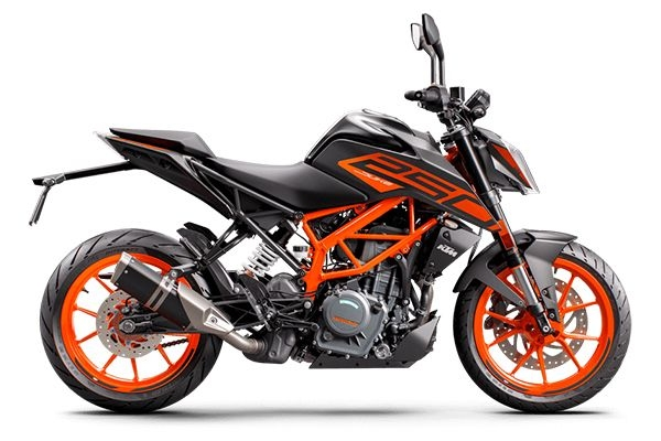 2020 KTM 250 Duke BS6 Reaches Dealerships in India