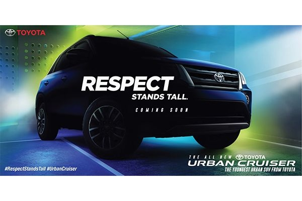 Toyota Urban Cruiser Bookings Start by August-end