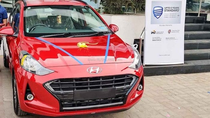 Hyundai Grand i10 Nios Corporate Edition Launched at Rs 6.11 Lakhs