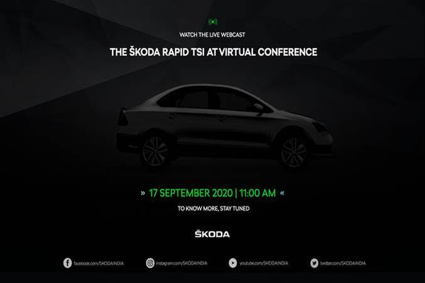 Skoda Rapid Automatic Launching Tomorrow