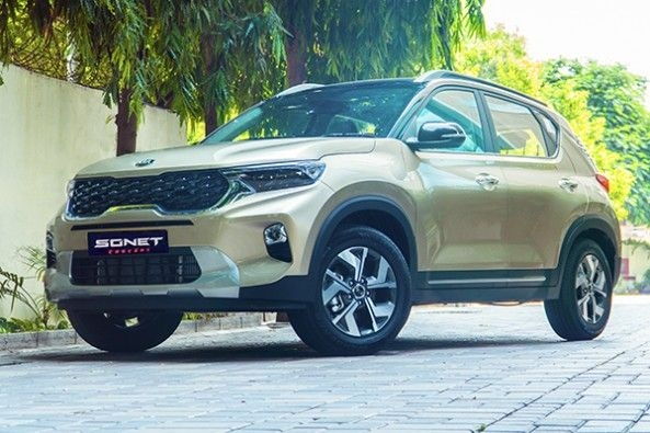 Kia Sonet Launched Price Starts At Rs 6 71 Lakhs In India Droom Discovery