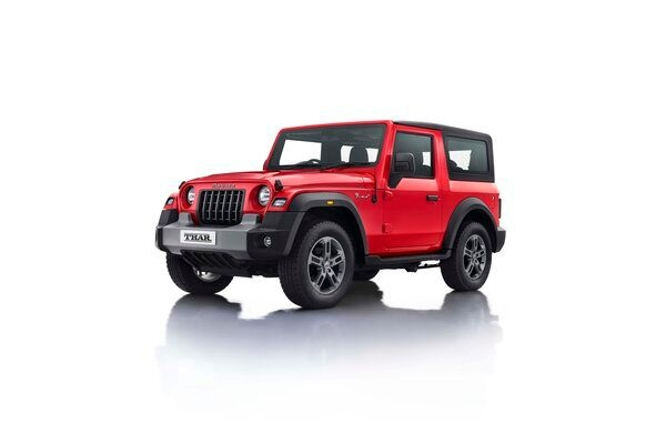 First Mahindra Thar to be Auctioned Online