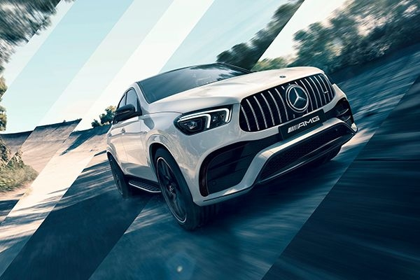 Mercedes-Benz AMG GLE 53 Coupe India Launch Tomorrow
