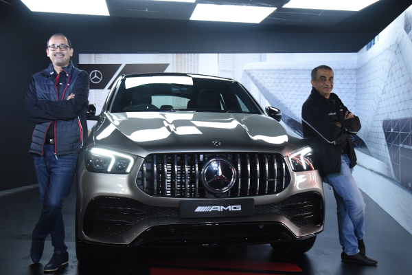 Mercedes Benz AMG GLE 53 Coupé Launched at Rs 1.20 Crores