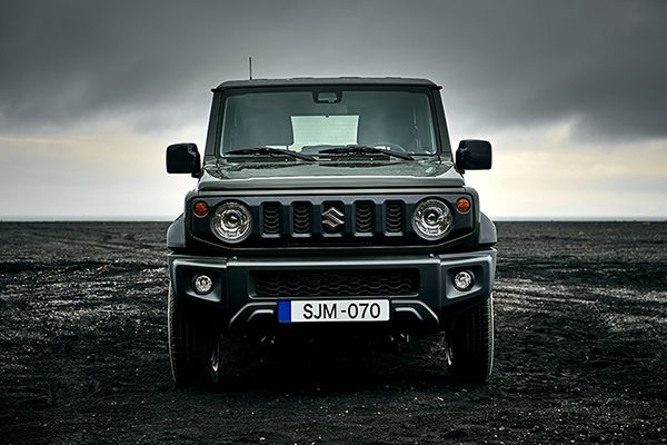 Suzuki Jimny to have India as the Only Manufacturing Hub