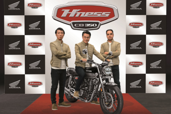 Honda Highness CB350 Launched