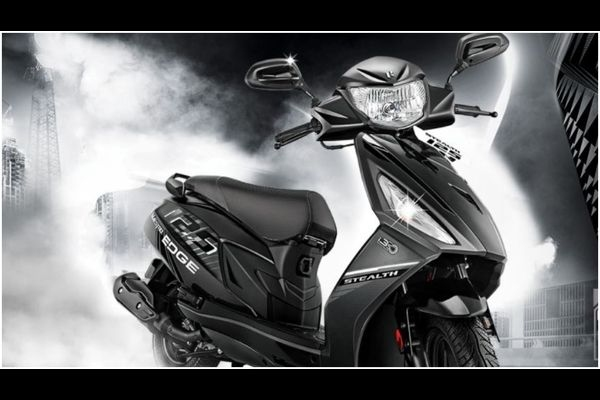 Hero Maestro Edge 125 Stealth Edition Launched at Rs 72950