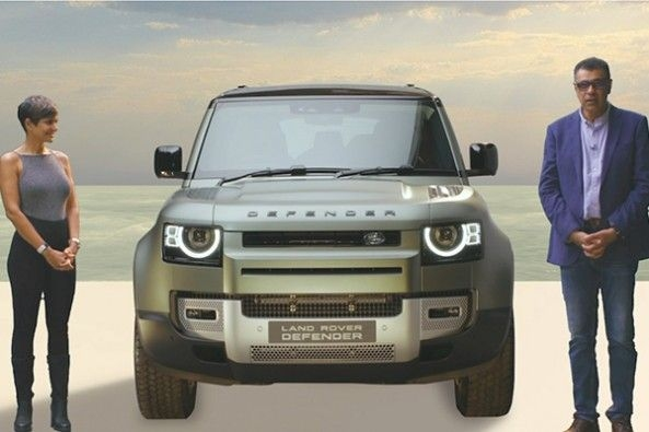 Land Rover Defender Launched Today