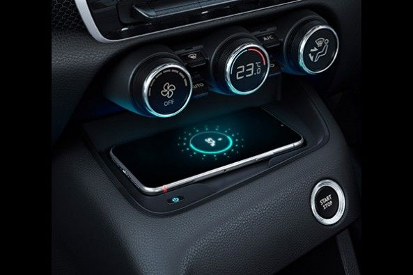 Nissan Magnite Wireless Charger