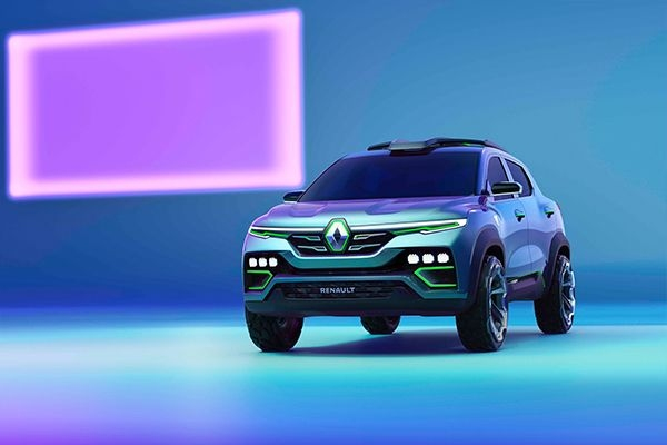 Renault Kiger Concept Globally Unveiled