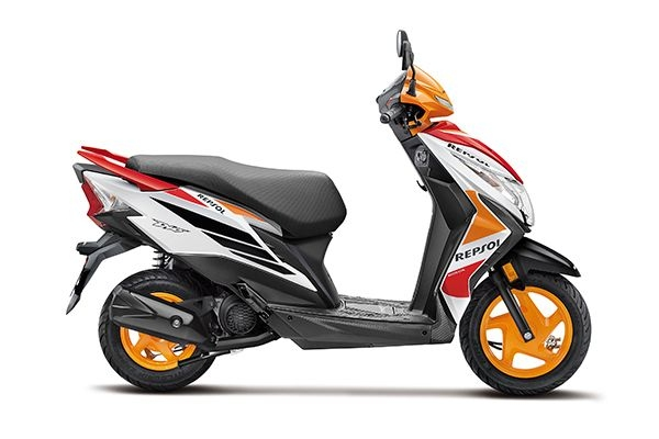 Honda Hornet 2.0 and Dio Repsol Editions Launched in India
