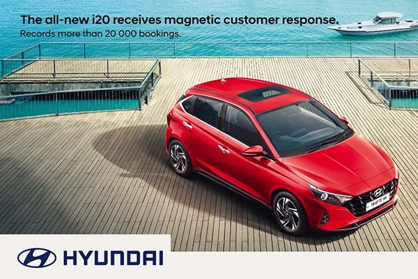 New-Gen Hyundai i20 Receives 20,000 Bookings in Just 20 Days