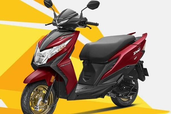 BS6 Honda Dio Price Hiked by Rs 473