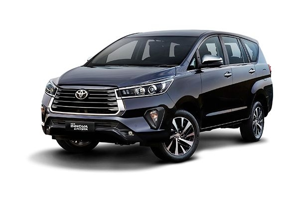 Toyota Innova Crysta Facelift Launch Price is Rs 16.26 lakhs In India