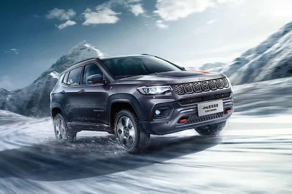 Jeep Compass Facelift Officially Revealed; India Launch Next Year