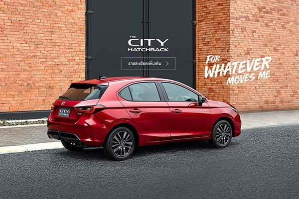 Honda City Hatchback Globally Revealed