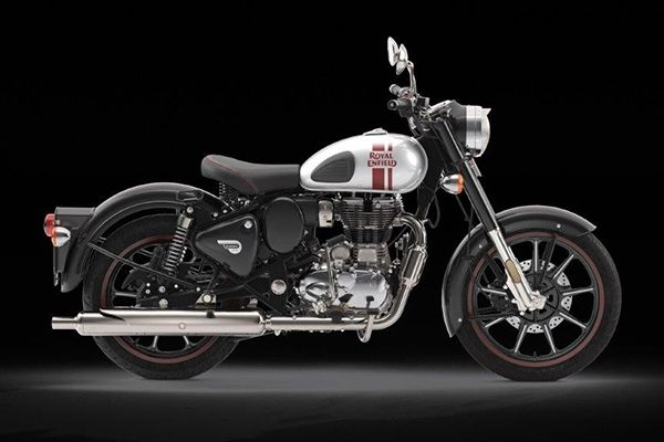 Royal Enfield Classic 350 Updated With Two New Colour Options