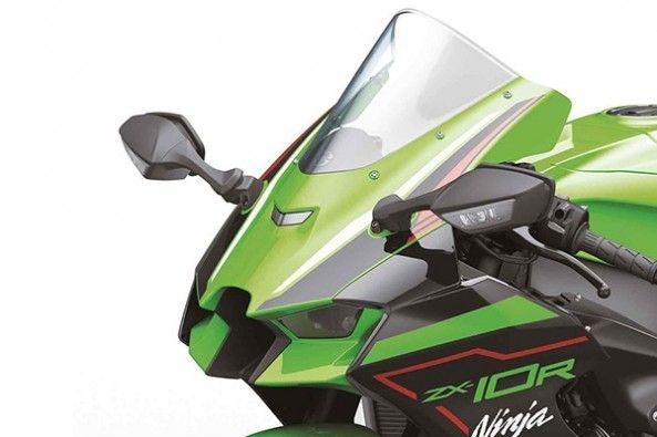 ZX10RR Front