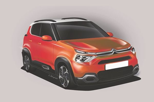 Citroen to Launch a Mini Electric SUV by 2022