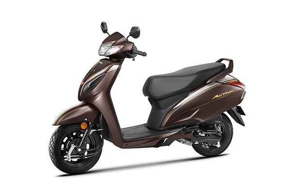 Honda Activa 6G Anniversary Edition Launched