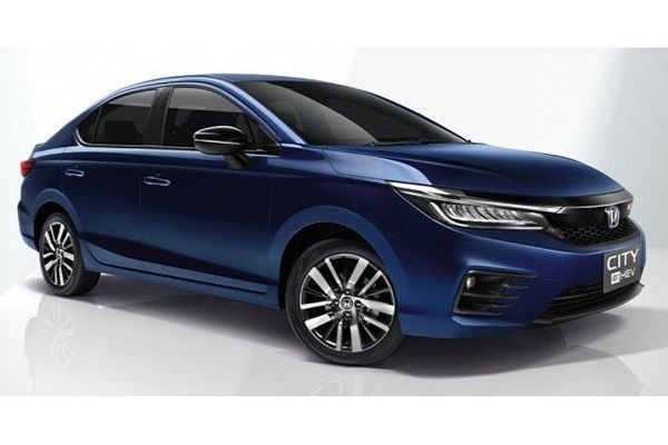Honda City eHEV Sport Hybrid Expected India Launch by 2021