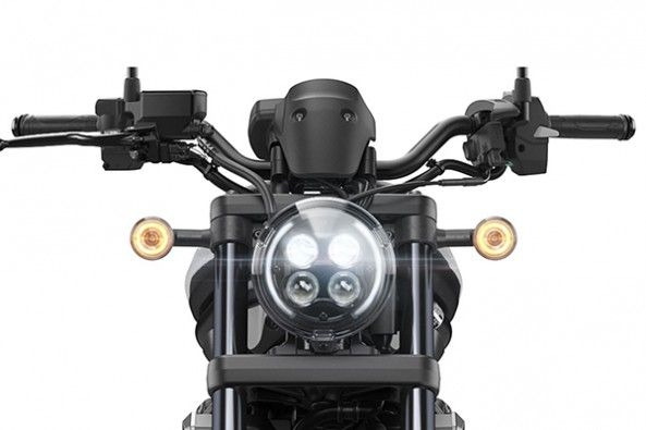 2021 Honda Rebel 1100 Headlight