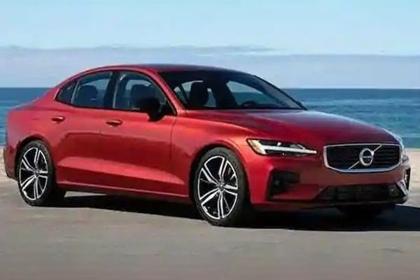 Volvo S60 Revealed for India
