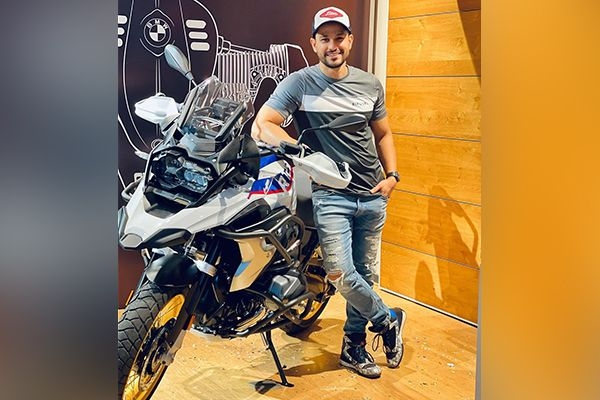 Actor Kunal Khemu Adds BMW R 1250 GS to His Bike Collection