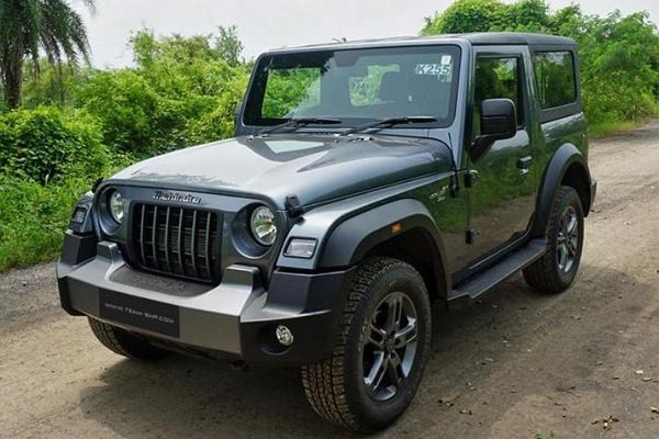 2020 Mahindra Thar to Become More Expensive